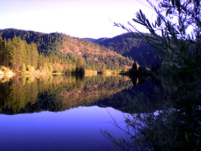 Lewiston Lake,CA