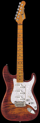 G&L Guitars Comanche