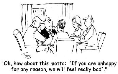 Customer Service Cartoon
