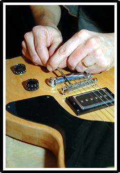 Photo courtesy of Courtesy of Sollophonic Guitars, UK