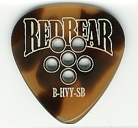 Red Bear Style B Heavy with Speed Bevel