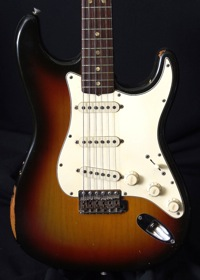 Fender Roadworn Strat