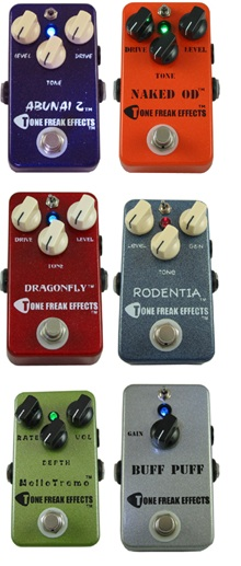 Tone Freak Effects
