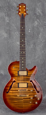 Carvin SH575 MIDI Access Guitar