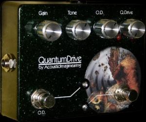 Acoustic Imaginearing Quantum Drive