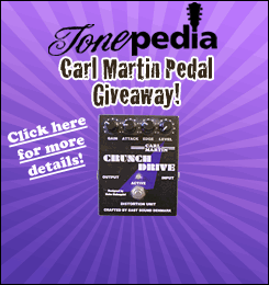 Carl Martin Crunch Drive at Tonepedia.com