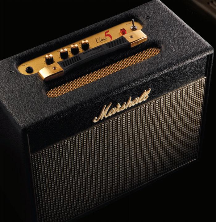 Gear Review: The Marshall Class 5 Amplifier | Guitar Gear