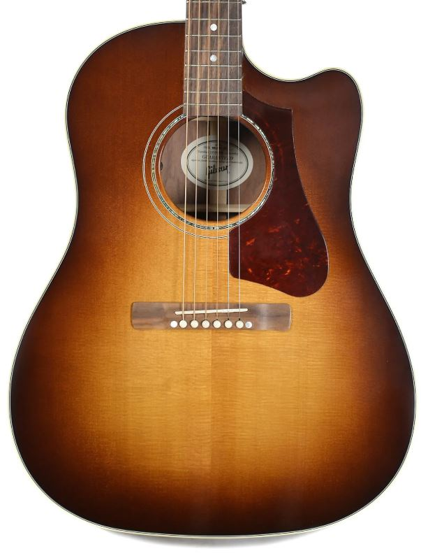 Gibson J-45 Studio Walnut Burst Bright Luster Musical Instruments & Gear